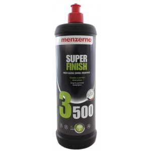 Lustrador Super Finish 1 Litro - 3500 / SF4000 - Menzerna