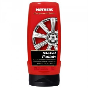 Polidor de Metais Metal Polish 355ml - 5112 - Mothers