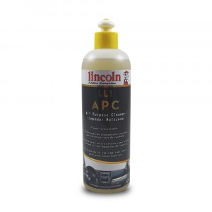 APC Limpador Multiuso Concentrado 500ml - LL1 - Lincoln