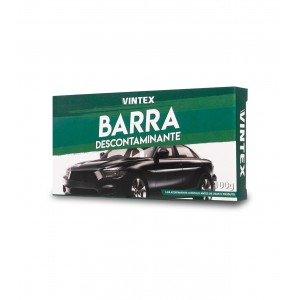 Barra Descontaminante Clay Bar 100g - Vintex (Vonixx)