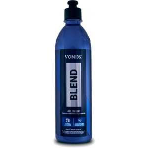 Polidor de Etapa Única com Carnaúba e SiO2 500ml - Blend All In One - Vonixx