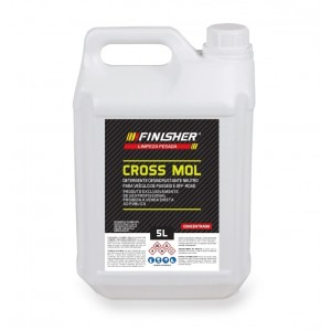 Detergente Neutro para Veículos Off Road 5 Litros - Cross Mol - Finisher