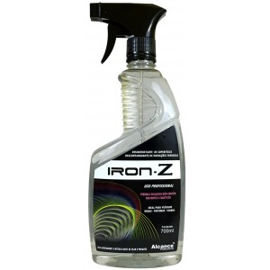 Descontaminante De Ferro 700ml - IronZ - Alcance