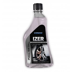 Descontaminante Ferroso Refil 500ml - Izer - Vonixx