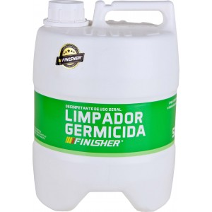 Limpador Germicida 5 Litros - Finisher