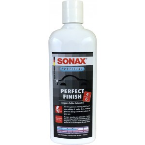 Composto Polidor Lustrador 400g - Perfect Finish - Sonax
