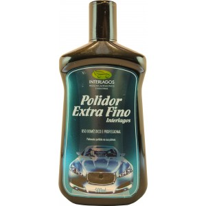 Polidor Extra Fino 500ml - Interlagos