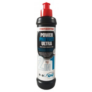 Selante E Lustrador Auto Brilho 250ml - Power Protect Ultra - Menzerna