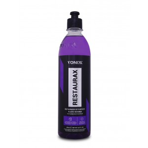 Restaurador de Plásticos 500ml - Restaurax - Vonixx