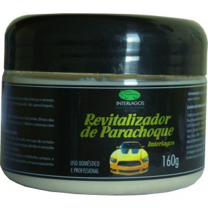 Revitalizador de Parachoque 160g - Interlagos