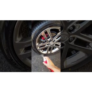 Pneu Pretinho Aerosol 425g - Speed Tire Shine - Mothers