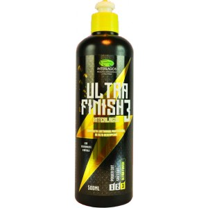 Lustrador 500ml - Ultra Finish 3 - Interlagos