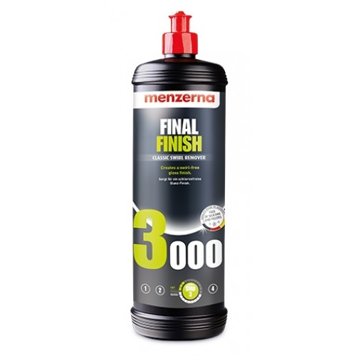 Lustrador Final Finish 1 Litro - 3000 - Menzerna