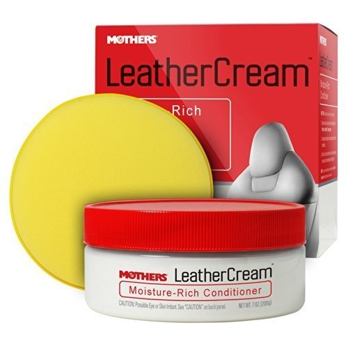 Hidratante de Couro Leather Tech Cream com Aplicador 200g - 6310 - Mothers