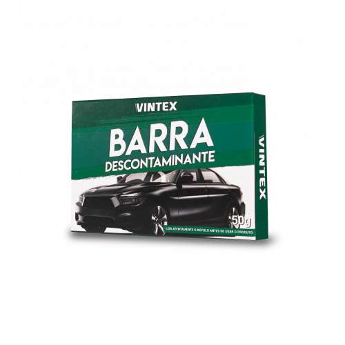 Barra Descontaminante Clay Bar 50g - V-Bar - Vonixx