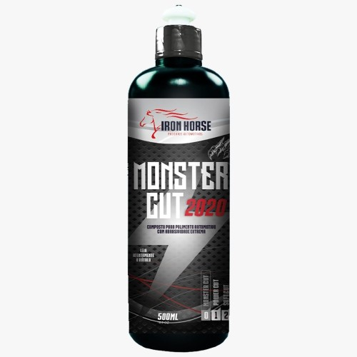 Polidor para Corte Extremo 500ml - Monster Cut - Iron Horse