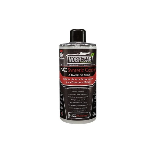 Selante para Pinturas e Metais 500ml - NC Syntetic Coating - Nobrecar